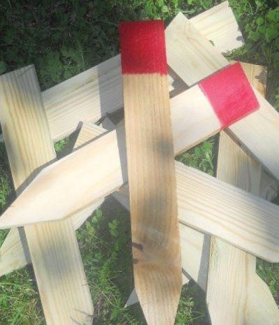 markeringspinde